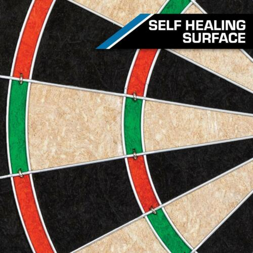 Dart Board Self Healing Bristle Board Official Size Game Room Play Bonding Toy