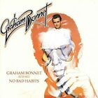 Graham Bonnet/No Bad Habits [Expanded Deluxe Edition] by Graham Bonnet (CD, May-2016, 2 Discs, Hear No Evil (Cherry Red Label))