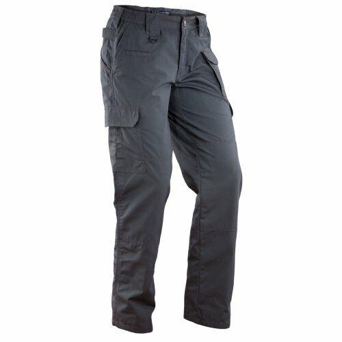 5.11 Tactical Women's Taclite Pro EDC Pants, Charcoal, 8 Long