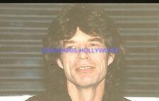 MICK JAGGER THE ROLLING STONES 90s DIAPOSITIVE DE PRESSE ORIGINAL SLIDE #11