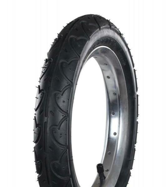 Pair of Kenda K909A size 12.5 x 2.25 Kids Bike Tyre,Pram,Pushchair INNER TUBES
