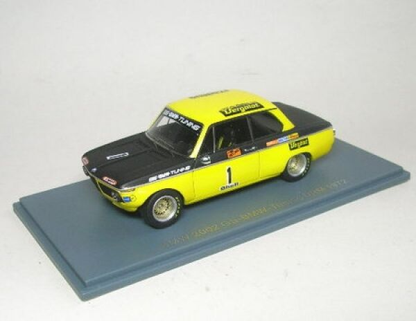 Bmw 2002 nº 1 GS tuning DRM 1972