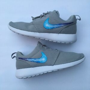 f1cc03482b8e7 Image is loading Custom-Nike-Roshe-One-Galaxy-Roshes-Run-Mens-