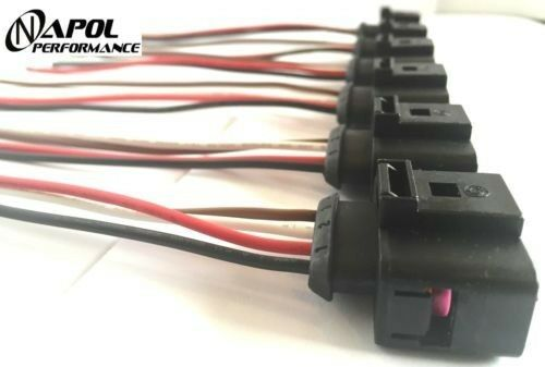Audi Vw Ignition Coil Connector Repair Kit Harness Plug