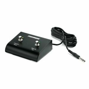 Fishman Dual (2 Button) Footswitch for Loudbox Amplifiers