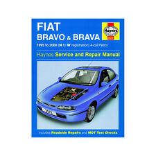 haynes manual fiat bravo and brava petrol 95 00 n to w 3572 ebay rh ebay co uk fiat brava haynes manual fiat brava workshop manual download