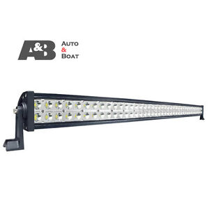 A-amp-B-34-034-180W-LED-OFFROAD-DRIVING-LIGHT-BAR-SPOT-SPREAD-COMBO-BEAM-11250LM
