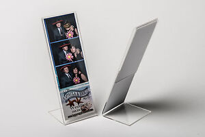 Photo Booth Frames For Photo Booth Strips 2x6 L Style 2 Acrylic Frame