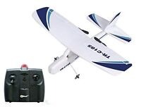 Rc Airplane Remote Control Plane Race Cessna Electric 2 Ch Rtf Colors Vary