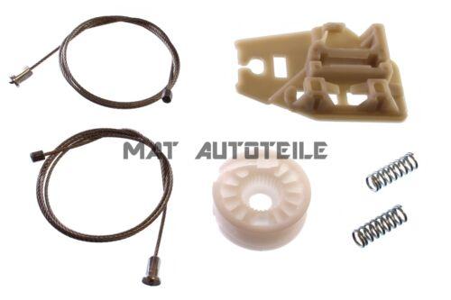 Lève Vitre Kit De Réparation Set Pour BMW 3er e46 Arrière gauche