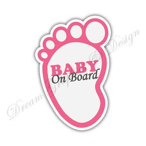 Baby-on-Board-Child-Full-Color-Adhesive-Vinyl-Sticker-Window-Car-Bumper-061
