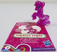 Sprinkle Stripe 8 Blind Bag Wave 13 Mlp My Little Pony Friendship Is Magic Fim
