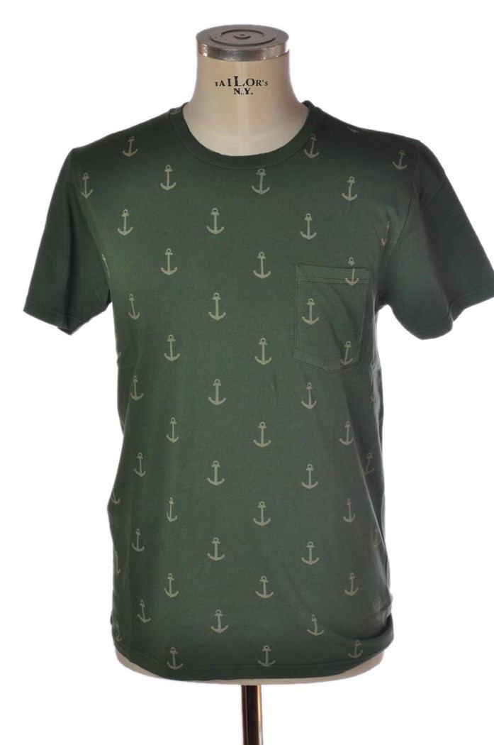 Truenyc - Topwear-T-shirts - man - Green - 837418C183820