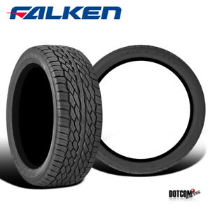 2-X-New-Falken-Ziex-S-TZ05-265-40R22-106H-All-Season-Comfort-Performance-Tires