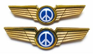 2-Airlines-Pilot-Pins-Hippie-Love-Peace-Sign-Wings