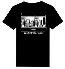 Marantz 8B Tube Amplifier printed HEAVY WEIGHT T-Shirts  S - 5XL