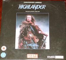 Highlander (DVD), Christopher Lambert, Sean Connery, Patrick Stewart, C. Brown
