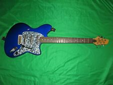 JB Player JBP Artist Series JBA-700 Electric Guitar Wilkinson Tremolo Lip Stick