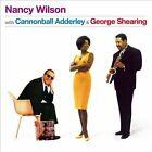 Nancy Wilson with Cannonball Adderley & George Shearing by Nancy Wilson (CD, Feb-2012, American Jazz Classics)