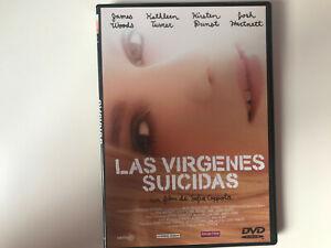Le Vergini Suicidio DVD Sofia Coppola James Woods Kathleen Turner Manica Films
