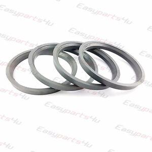 4/X Anelli di centraggio diametro esterno 70,1/mm interno 66,6/mm
