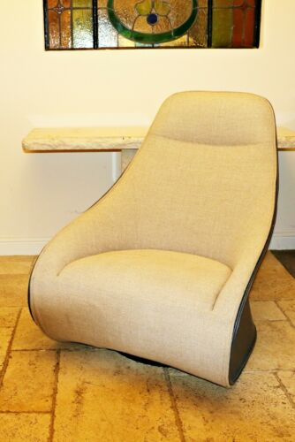 Zanotta Leather Derby Chair in Excellent Condition RRP £5300