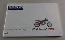 Betriebsanleitung / Handbuch Sachs X-Road 125 Supermoto Stand 03/2006