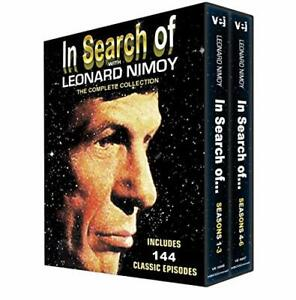 In-Search-Of-1976-The-Complete-Series-Collection-Leonard-Nimoy-DVD-NEW
