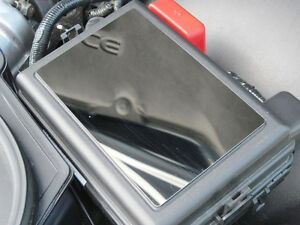 pontiac solstice saturn sky fuse box cover mirror stainless new ebay