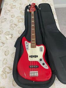 Fender Jaguar Bass hot Rod Red Japan