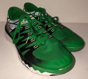 buy online 3edd0 f8e4a Image is loading Nike-5-0-V6-AMP-Free-Trainer-Sz-