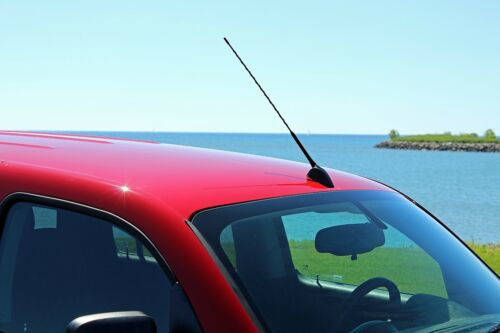"FITS 2003-2010 Pontiac Vibe 20/"" FUBA STYLE ANTENNA MAST"
