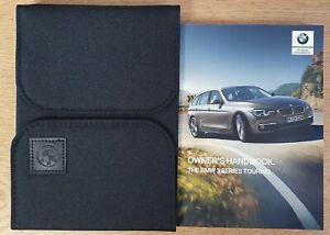 BMW 3 Series Owners Handbook//Manual 15-17