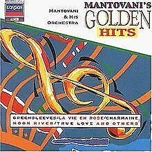 The-Golden-Hits-von-Mantovani-CD-Zustand-gut