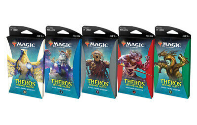 MTG Theros Beyond Death Collector Booster Box Preorder Ship 1//24