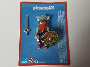 Playmobil-Coleccion-Figura-Vikingos-Guerrero-Vikingo-Medieval-Coleccion-NUEVO