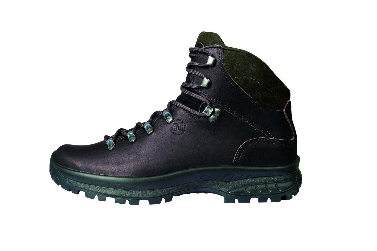 Hanwag Zapatos de Montaña Waxenstein Bio Tamaño 6-39,5 Mocca