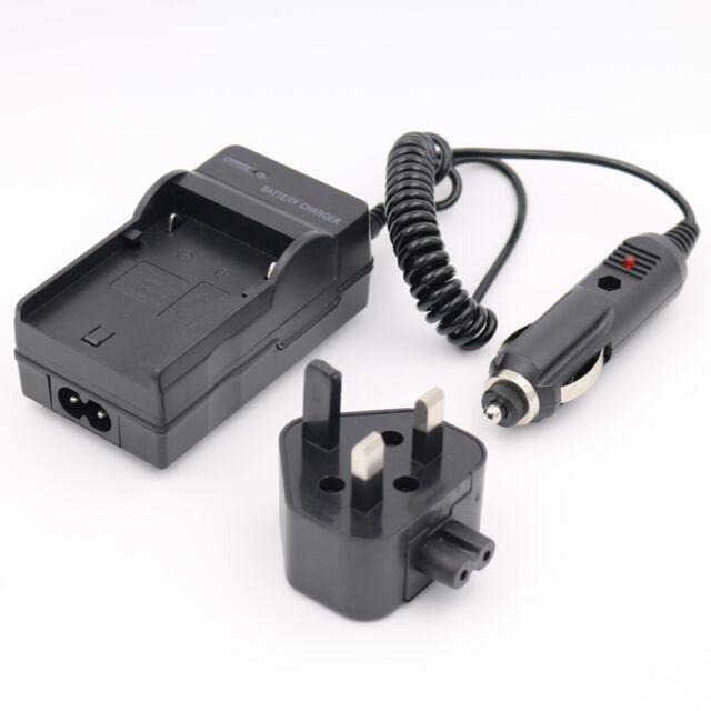 NP-FH70 FH-70 NP-FP50 FP-50 Battery Charger f/ SONY Handycam DCR-HC24E DCR-HC30E