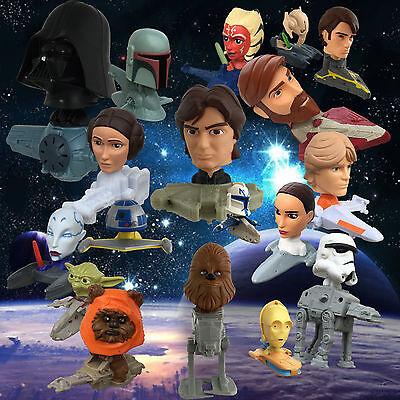 Mcdonalds Happy Meal Toy Star Wars Clone Wars Yoda 2008