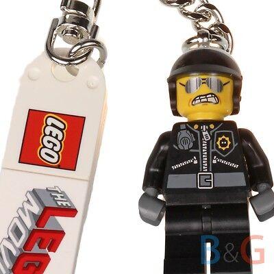THE LEGO MOVIE Bad Cop Keychain Keyring 850896