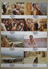 (Z338) Fotosatz DIE LETZTE VERSUCHUNG CHRISTI 1988 The Last Temptation of Christ