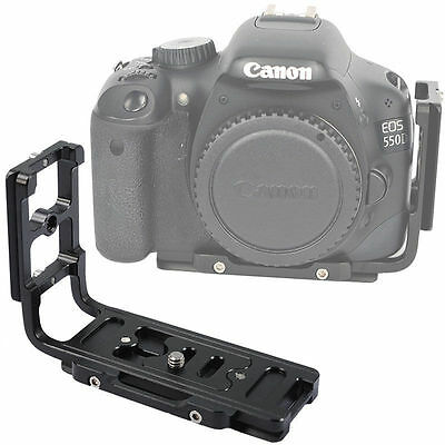 iShoot Quick Release Plate/Camera Holder Grip f Canon EOS