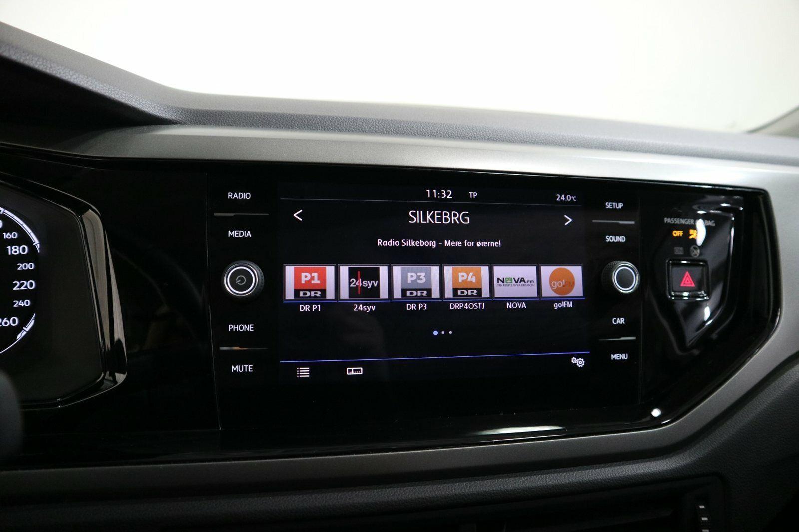 VW Polo 1,0 TSi 95 Comfortline - billede 8