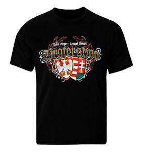 T-Shirt-Koszulka-Patriotic-Eagle-Poland-W-gry-Polen-Orze-Wielka-Polska-Hungary