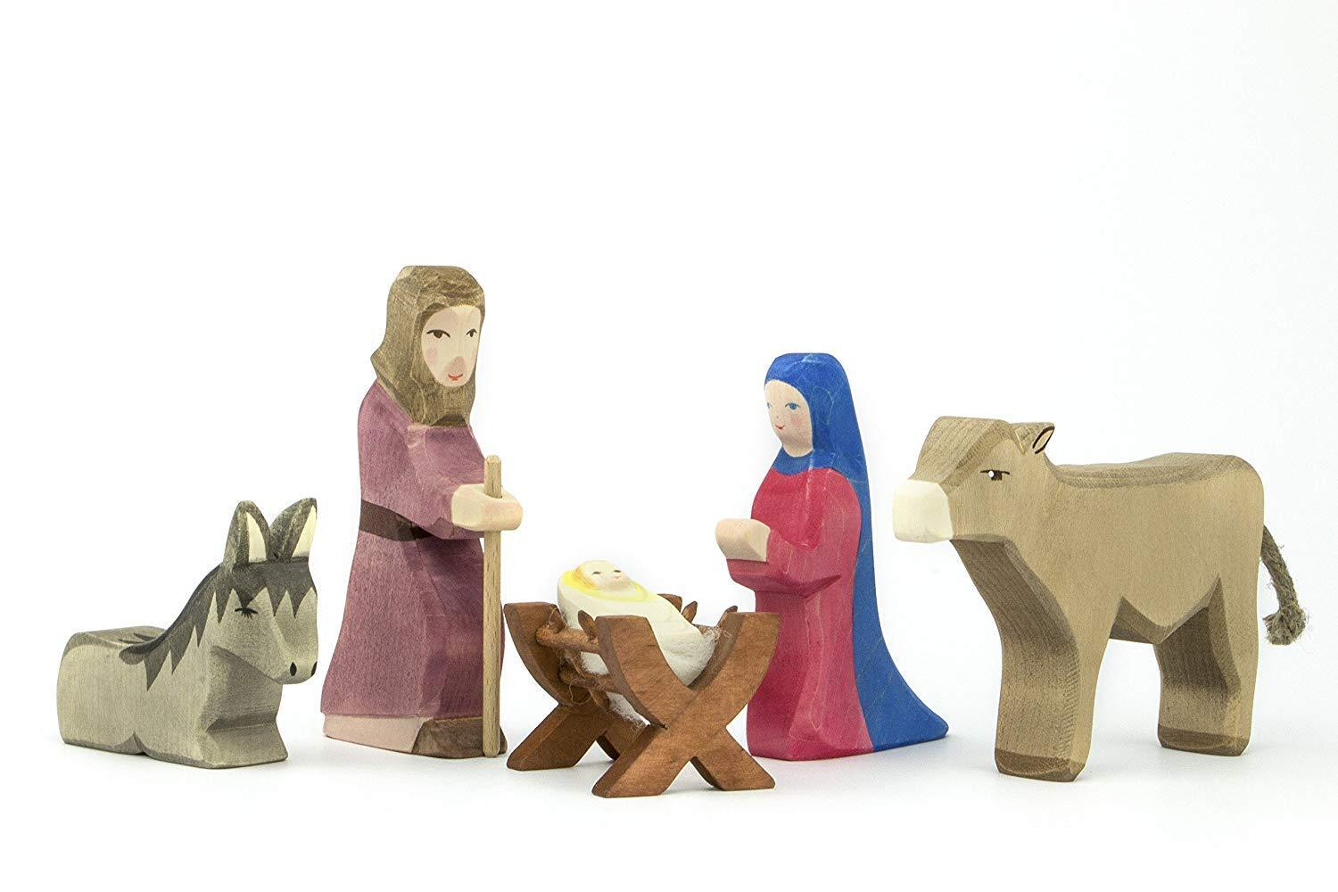 Ostheimer 42110 Holy Family 5 Piece Piece Piece Set from the Series Classic II New ece4f3