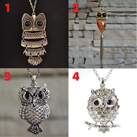 Owl Fashion Jewelry Collection -- Choose Your Style