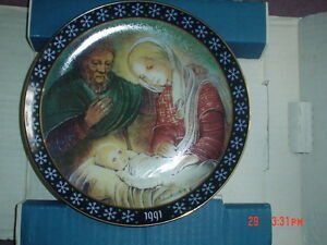 Konigszelt Bayern MARIA UND JOSEF Christmas Plate 1991 - <span itemprop=availableAtOrFrom>Swaffham, United Kingdom</span> - Returns accepted Most purchases from business sellers are protected by the Consumer Contract Regulations 2013 which give you the right to cancel the purchase within 14 days after the day - Swaffham, United Kingdom