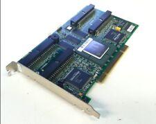 Ami 428 PCI SCSI 50-pin 68 Pin Raid Controller Cin0390a Dell 4230c Cache-Memory