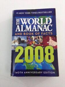 El-mundo-Almanaque-y-libro-de-los-hechos-2008-aniversario-libro-de-bolsillo-140th