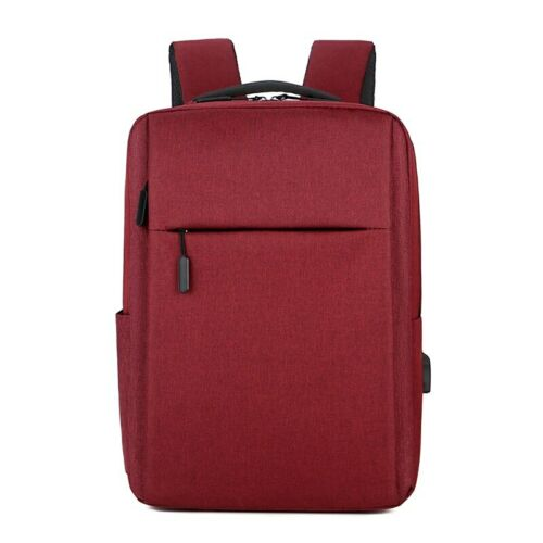 Travel Bag Laptop Bag Water proof Laptop Backpack Anti-theft USB ChargeSchoolba